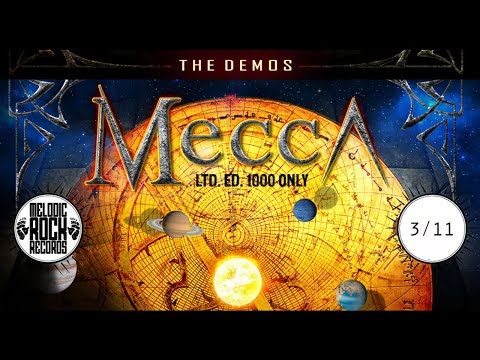 Mecca - Blinded By Emotion (Feat. Fergie Frederiksen)(Album 'Mecca - The Demos' Out Nov 3)