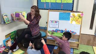 Kindergarten Nonfiction Text Features Writing Workshop Lesson