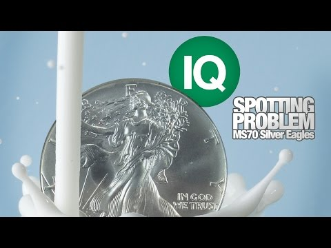CoinWeek IQ: Collectors Should Be Aware Of Problem MS70 American Silver Eagles - 4K