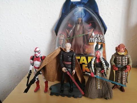 Heti videó: 06# Revenge of the Sith figurák részletesen 6.rész