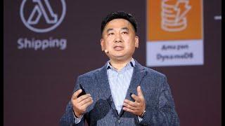 AWS Summit Seoul 2019  기조연설 추동…