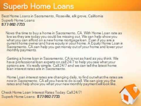 877 992 7733 Mortgage Lenders In Sacramento Ca Youtube