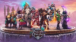 Pagan Online is a fast-paced hack-and-slash action RPG set in a fan...