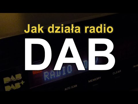 Jak działa radio DAB? [RS Elektronika] #67