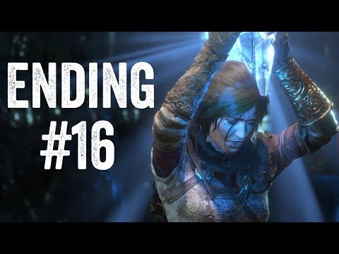 RISE OF THE TOMB RIDER  Walkthrough Gameplay - THE ENDING - BOSS FIGHT - ( NO COMMENTARY ) |