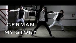 Смотреть клип Герман - Моя История