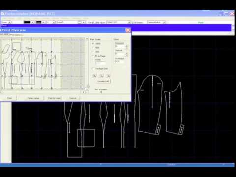 Introduction To PatternMaker Part 40 Of 40 YouTube Beauteous Pattern Maker