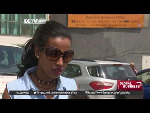 656km Ethiopia-Djibouti railway project creates jobs
