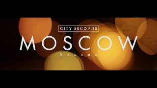 City Seconds - Moscow