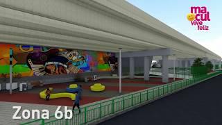 Proyecto de Mejoramiento del Entorno Metro Estación Macul L4