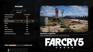 FAR CRY 5: Guia Aumentar rendimiento + FPS  en cualquier PC