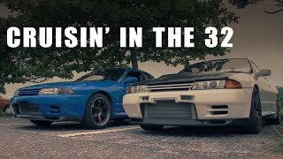 Cruisin' in the R32 - Just a Drive With the Crew
