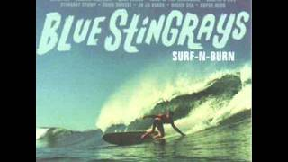 Blue Stingrays- Goldfinger