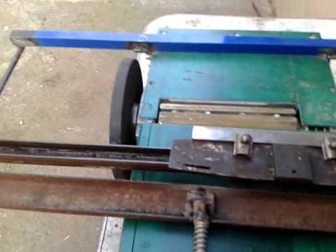 самодельный станок для заточки строгальных ножей деревообрабатывающего станка образование