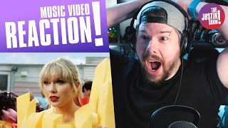 Taylor Swift - You Need To Calm Down Music Video REACTION | The Justin Show!