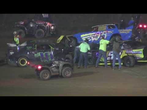 10 29 16 Nesmith Street Stock Feature At the Southern Raceway in Milton Florida