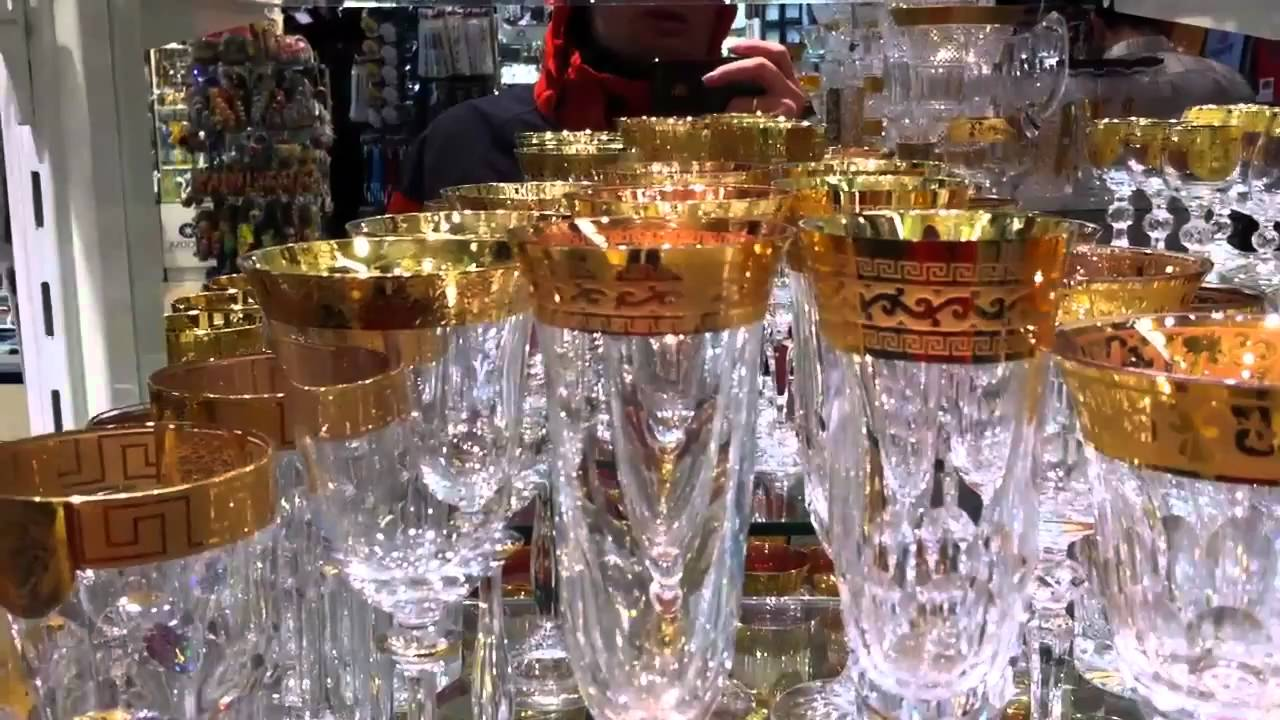 Destino praga cristaler a de bohemia youtube - Cristalerias de bohemia ...