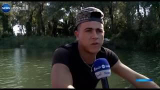 جيجل: وادي الكبير يجلب إليه عشاق أسماك المياه العذبة