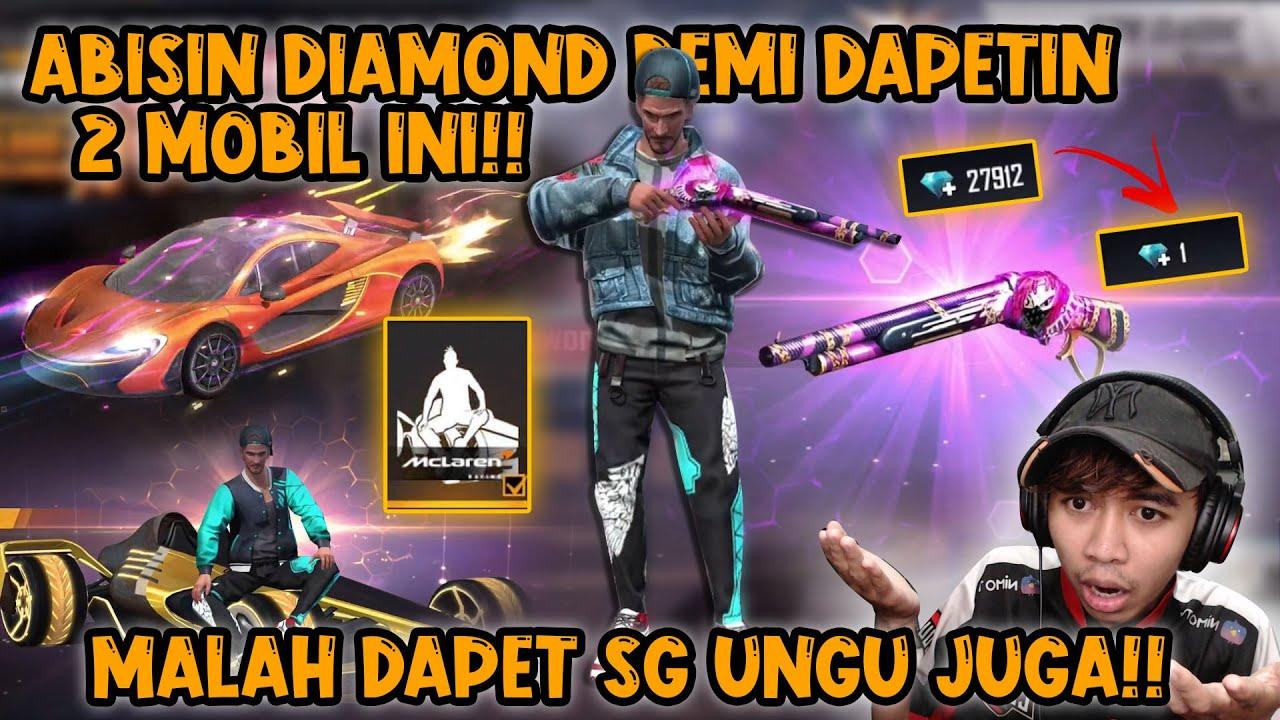 RELA ABISIN DIAMOND DEMI DAPETIN INI!! AKHIRNYA DPT JUGA SG UNGUNYA ~
