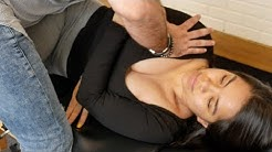 *INTENSE* BACK CRACKING *Y-Strap* Chiropractic Adjustment