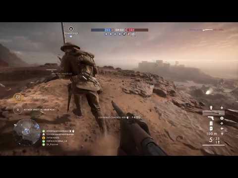 Bf1: Where is Mah Horse? Cavalry Class 23 Killstreak