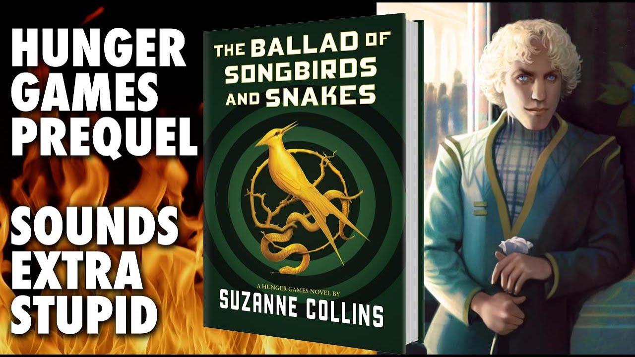 'Hunger Games' prequel 'Ballad of Songbirds and Snakes,' now out ...