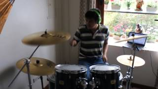 Toni Basil - Hey Mickey drum cover