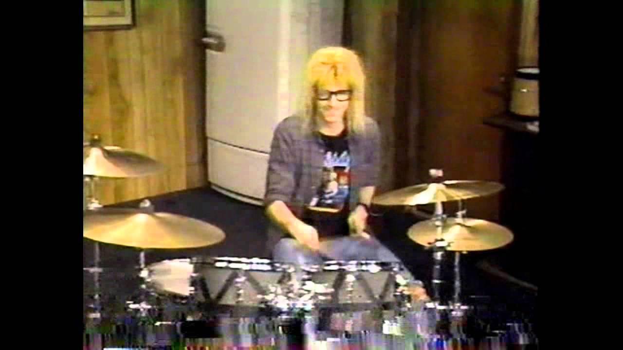 Garths Drum Solo