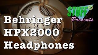 SP: $20 Behringer HPX2000 Headphones