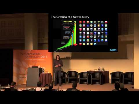 Simon Ford Director of IoT Platforms at ARM discusses the Internet of Things and the creation of a n
