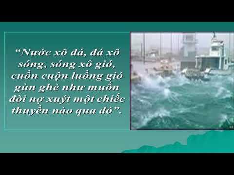 Người Lái Đò sông Đà vẻ đẹp dòng sông Cực dễ hiểu