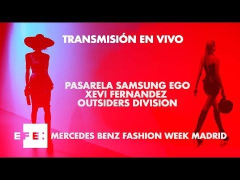 MERCEDES BENZ FASHION  MADRID-XEVI FERNANDEZ / OUTSIDERS DIVISION