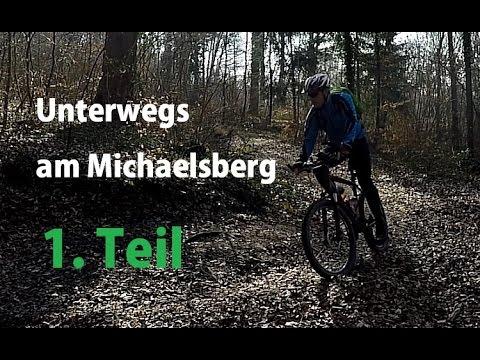 MTB Tour - Unterwegs am Michaelsberg Teil 1 von 2