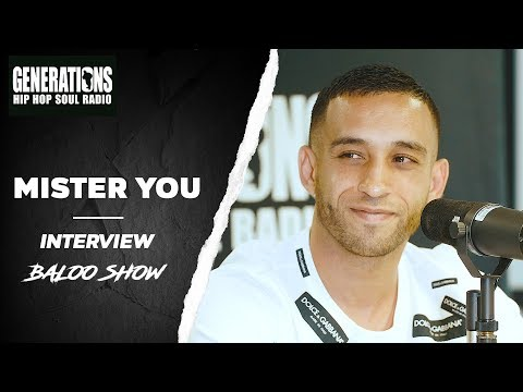 Youtube: Mister You – Interview BalooShow : son absence,  »Hasta la Muerte », CAN 2019, Lacrim…