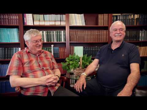 Ed Kelly Interviewed By John Cleese @ Science, Skeptics And The Study Of Consciousness