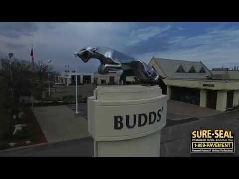 Budds Jaguar - Asphalt Sealing And Line Marking