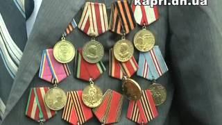 В День Победы ветеран войны отметил 90-летний юбилей (ВИДЕО)