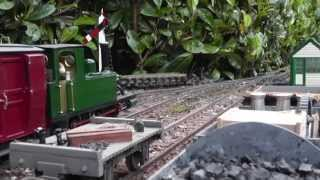 Peckforton Light Railway - Remote control signalling