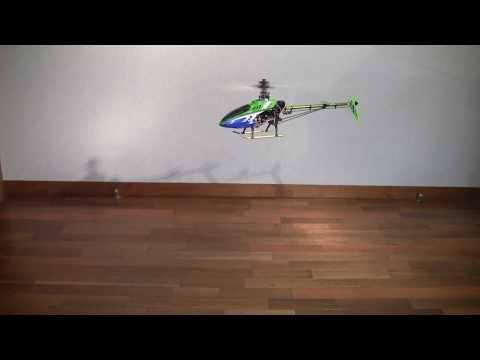 Repeat RC Bell 222 Esky Belt CP V2 Heli by Alfredo Pereyra