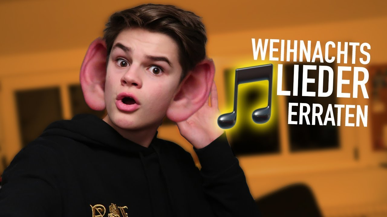 Errate ich DIESE Weihnachtslieder? | Oskar - YouTube