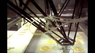 Omelet Assembly with Robotic Pick & Place | JLS Automation