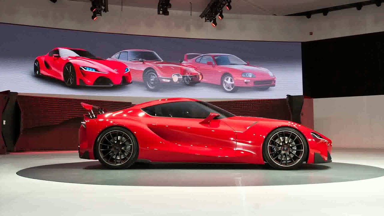 toyota ft 1 concept is 2016 supra