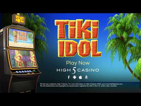 Tiki Idol | High 5 Games