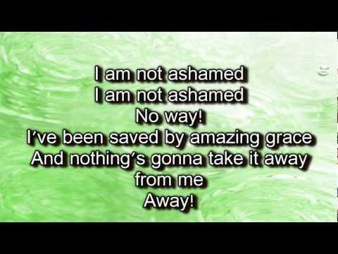 Not Ashamed - Gateway Worship (Worship song with Lyrics) 2012 Album