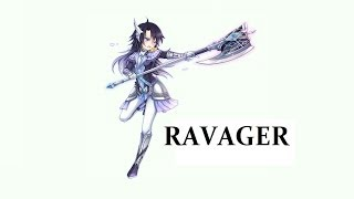 Aura Kingdom - Ravager Gameplay HD ( level 1-14)