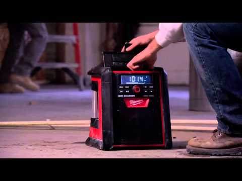 Milwaukee® Powertools M18 Radio Charger