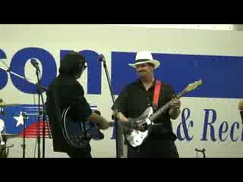 """Mean Woman Blues"" Roy Orbison Tribute"