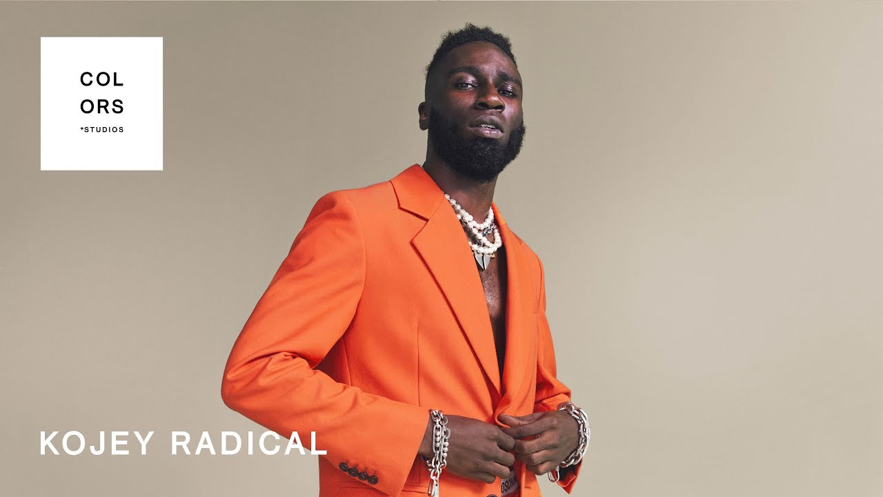 Kojey Radical - Cashmere Tears | A COLORS SHOW