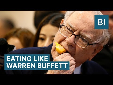 I Ate Like Billionaire Warren Buffett For A Week — And I Felt Awful