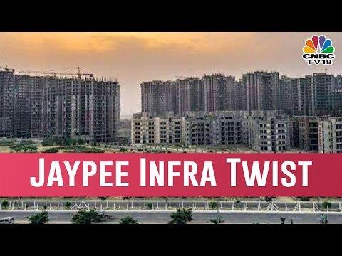 Whats The New Twist of Jaypee Infra?| Power Breakfast